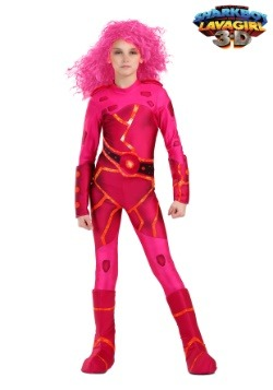 Lavagirl Girls Costume