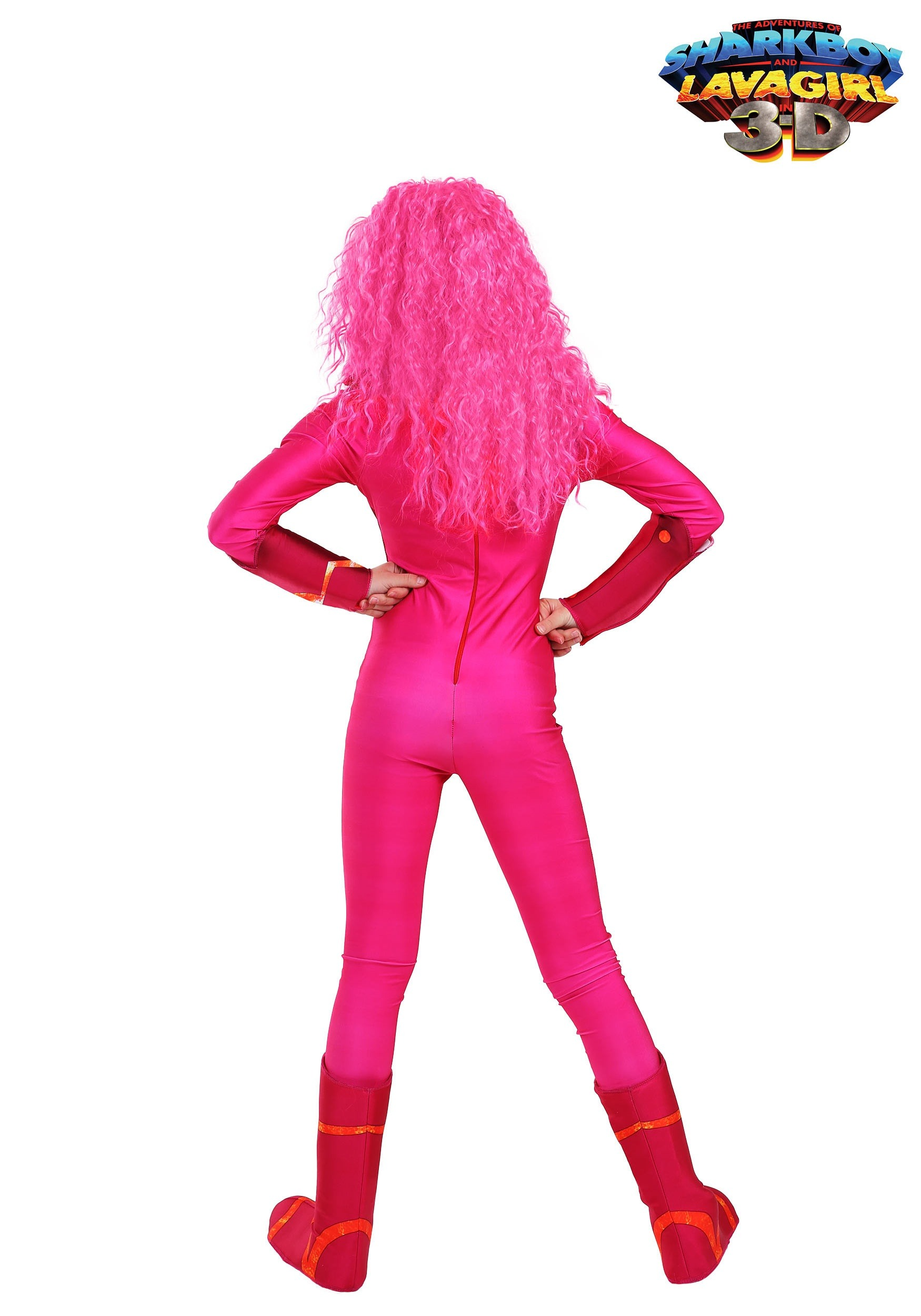 lavagirl costume for girls