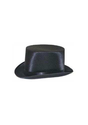 Black Top Hat for Men