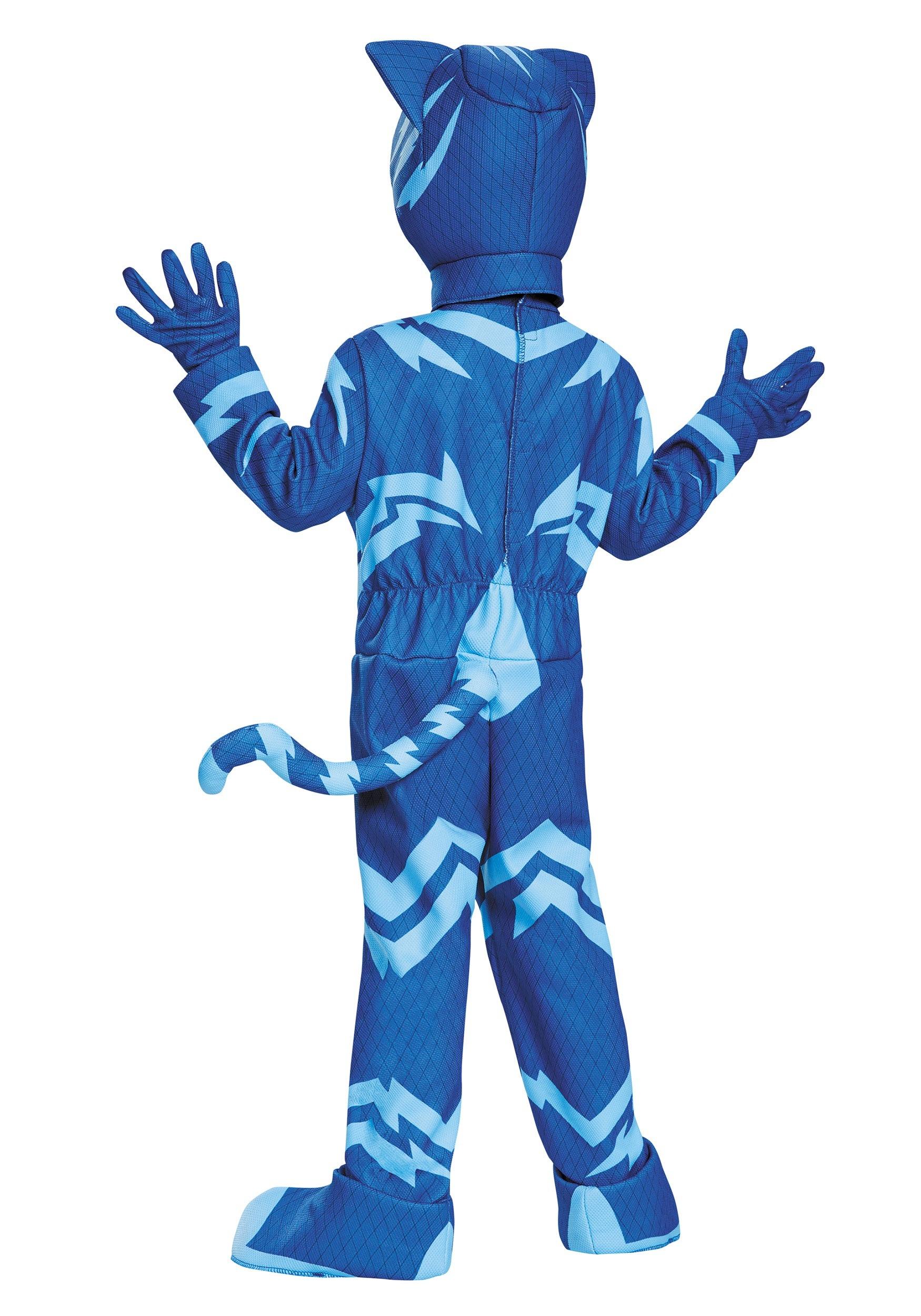 Deluxe PJ Masks Cat Boy Costume Deluxe PJ Masks Cat Boy Costume1 ... a5ad062bd
