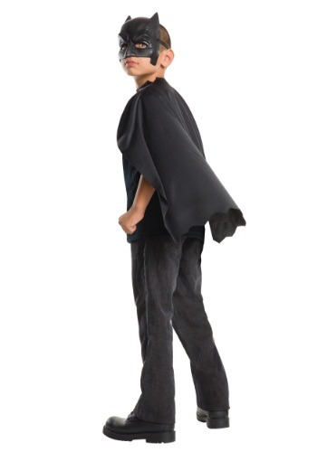 Click Here to buy Dawn of Justice Kids Batman Cape and Mask Set from HalloweenCostumes, USA Funds & Shipping