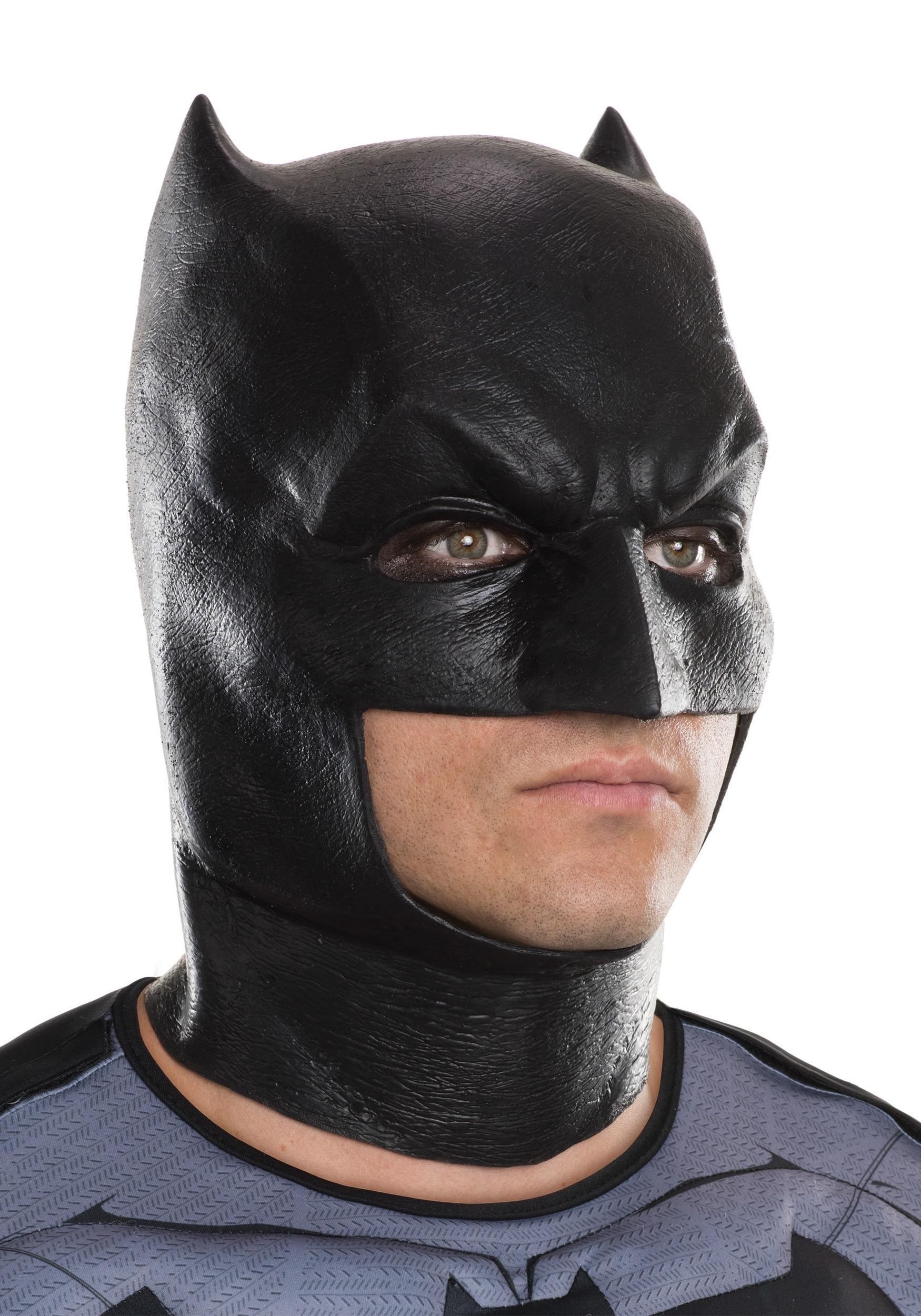sc 1 st  Halloween Costumes & Dawn of Justice Adult Full Batman Mask