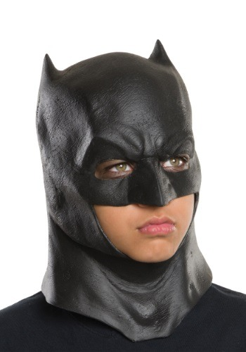 Click Here to buy Dawn of Justice Kids Full-Head Batman Mask from HalloweenCostumes, USA Funds & Shipping