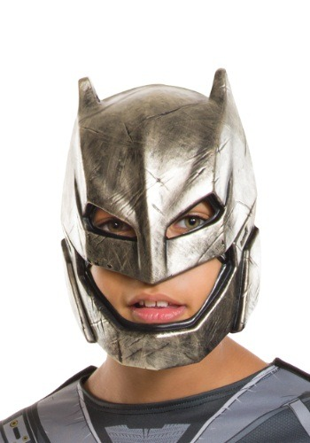 Dawn of Justice Child Affordable Armored Batman Mask