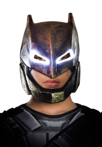 Boy's Dawn Of Justice Batman Mask RU32687