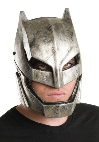 Dawn of Justice Adult Affordable Armored Batman Mask RU32547