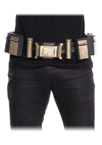 Click Here to buy Dawn of Justice Adult Batman Belt from HalloweenCostumes, USA Funds & Shipping