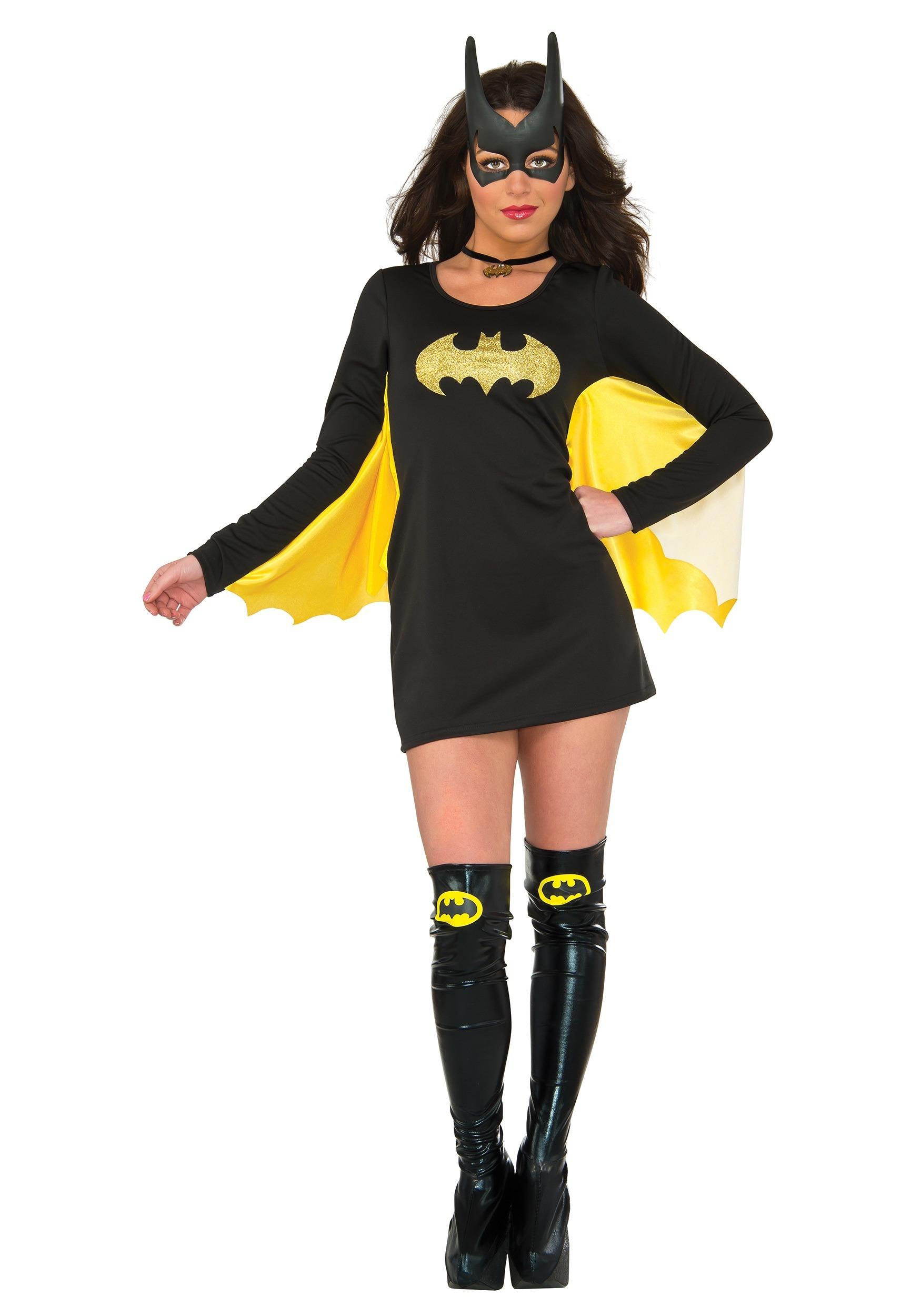 DC Batgirl Women's Wing Dress CostumeBatgirl Costumes