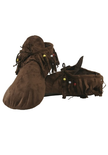 Mens Hippie Moccasins By: Forum Novelties, Inc for the 2015 Costume season.