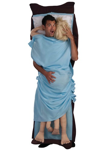 Double Occupancy Adult Size Costume