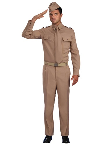 WW2 Army Costume By: Forum Novelties, Inc for the 2015 Costume season.