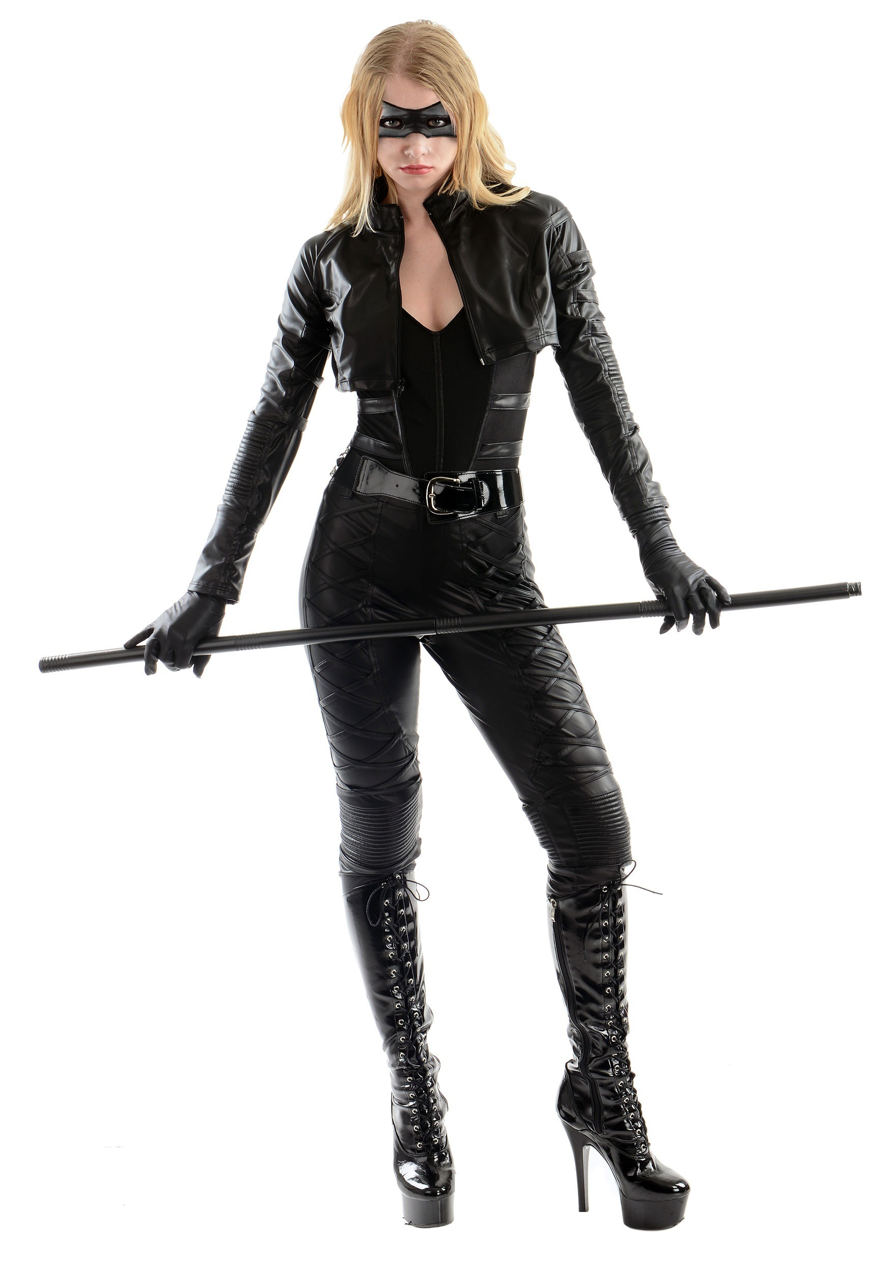 sc 1 st  Halloween Costumes & Adult Black Canary Costume