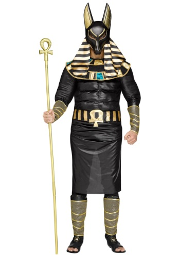 Anubis Plus Size Mens Adult Size Costume