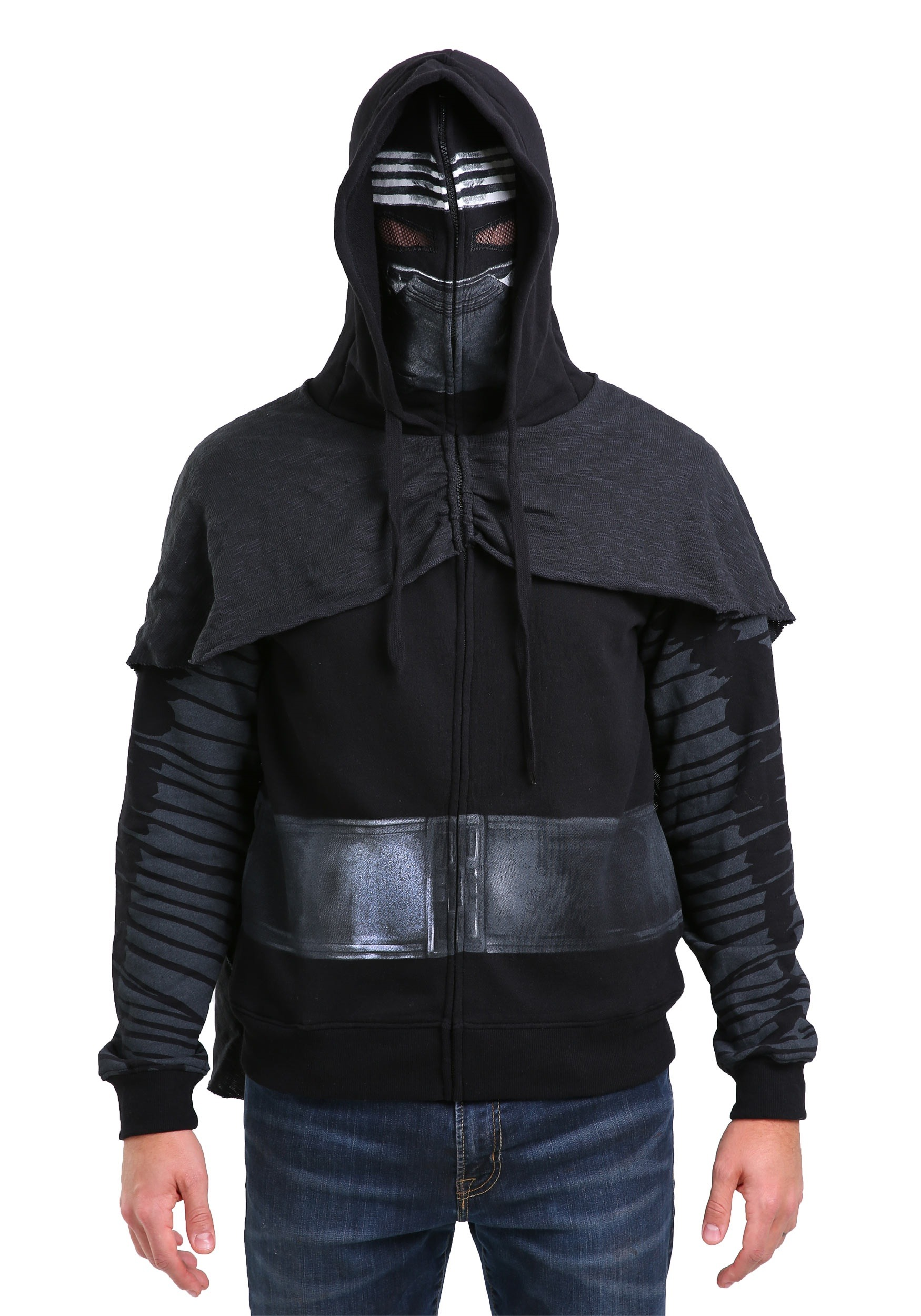 Image of I Am Kylo Ren Adult Hoodie Star Wars Costume