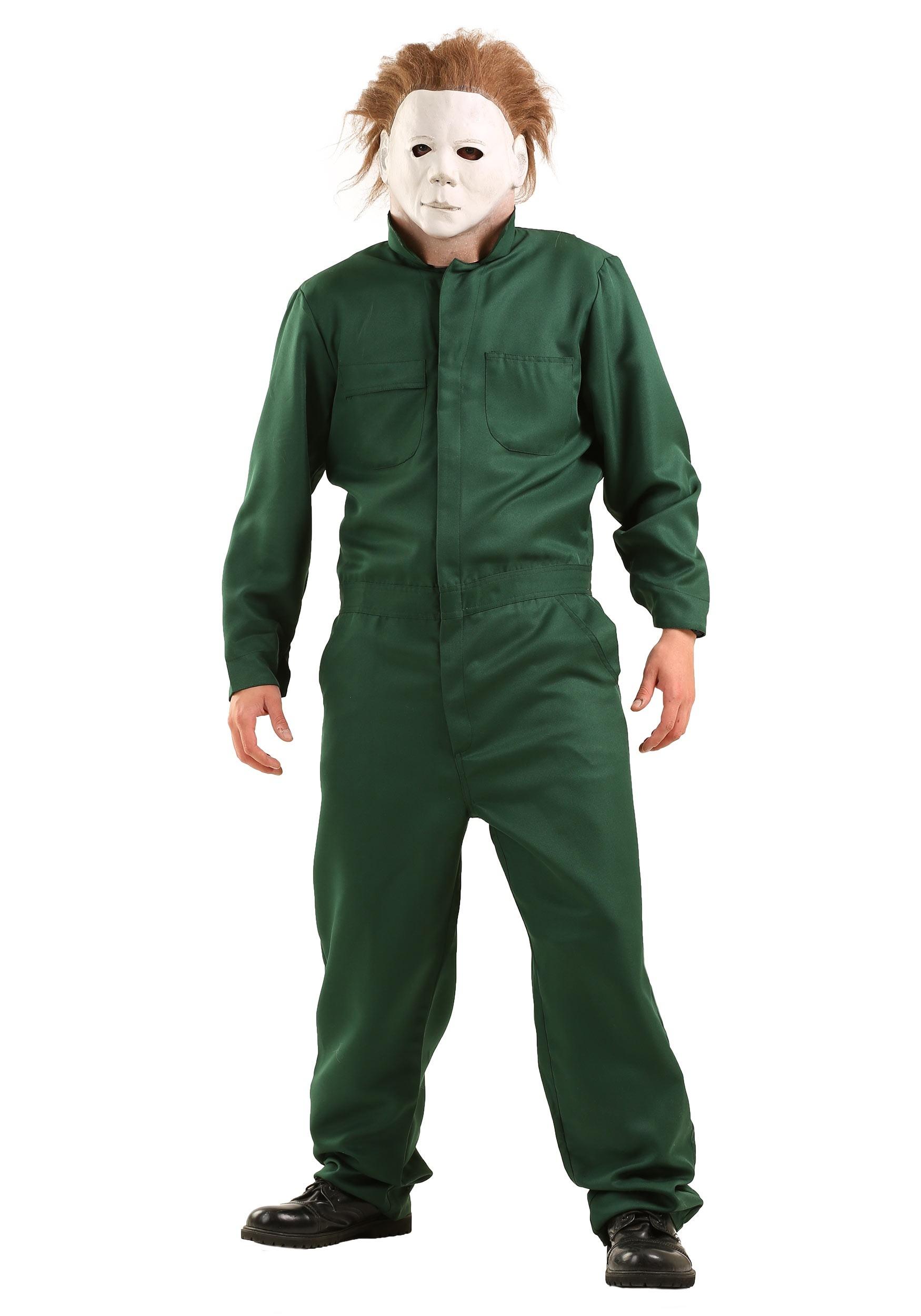 Halloween II Michael Myers Coveralls for Men