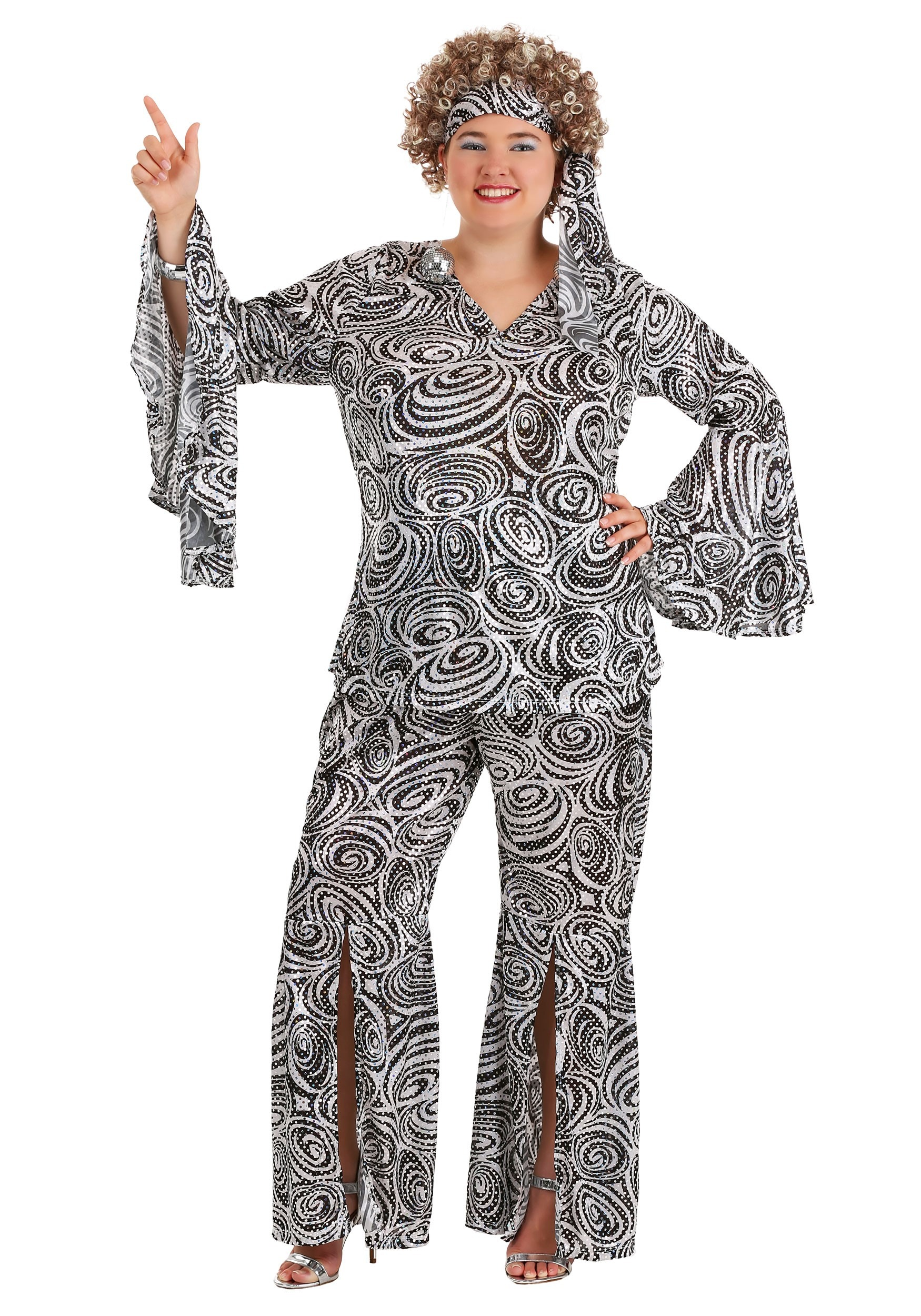 Disco Dance Costumes & Dresses for Adults ...