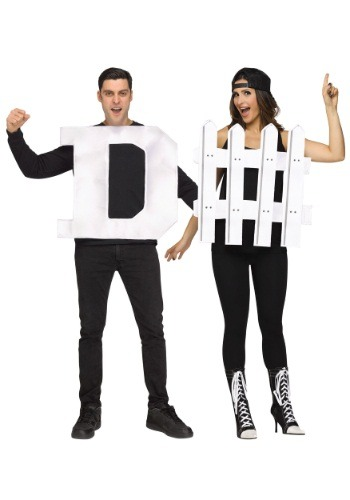 Image of Adult D-Fence Costume