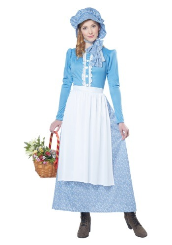 Adult Pioneer Woman Costume