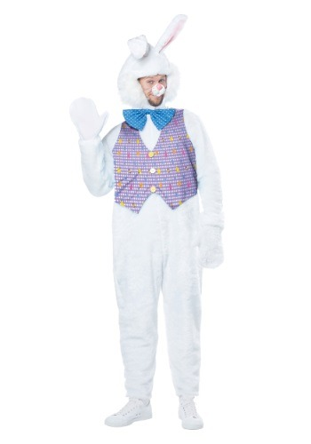 Click Here to buy Adult Easter Bunny Costume from HalloweenCostumes, CDN Funds