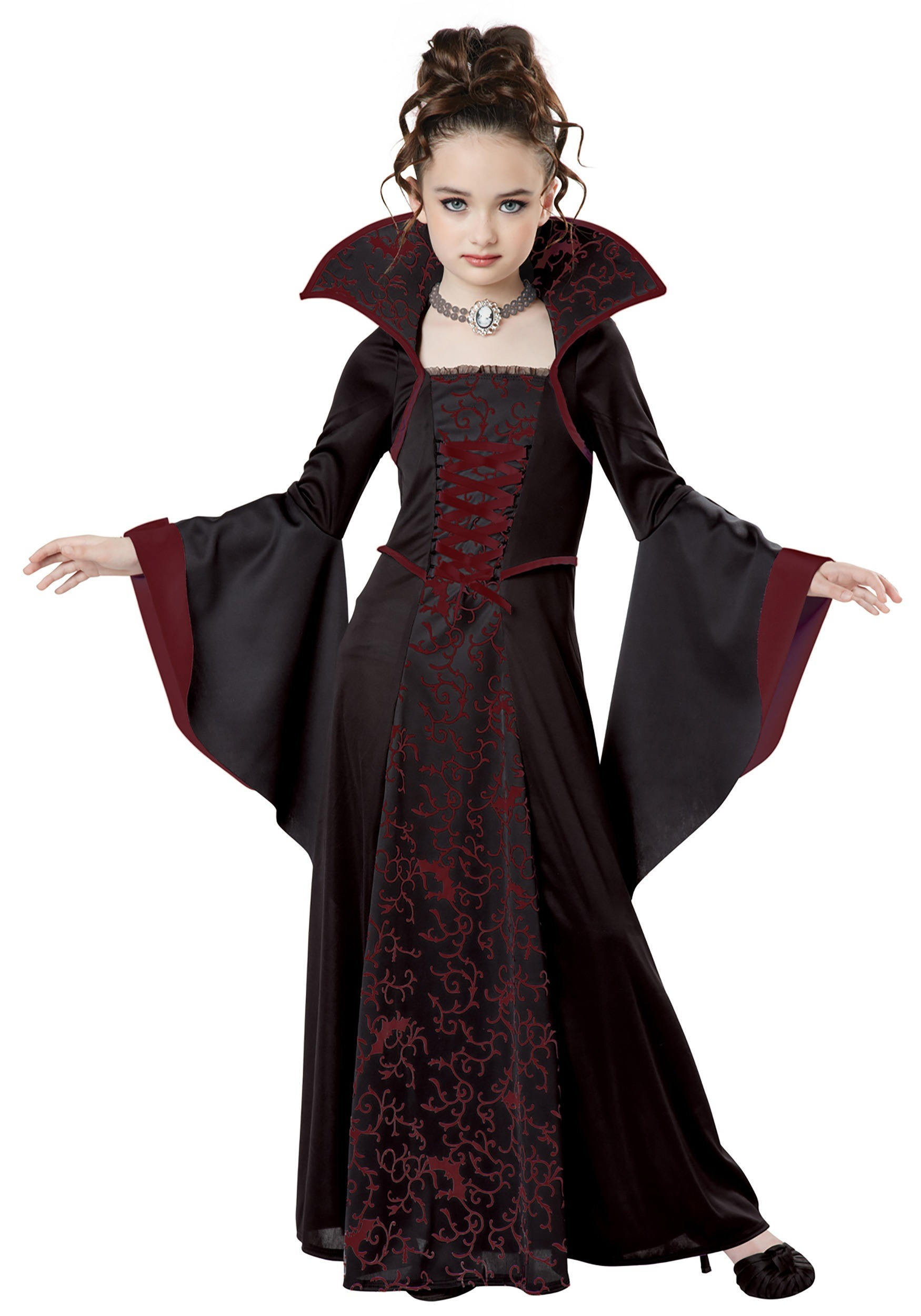 child royal vampire costume
