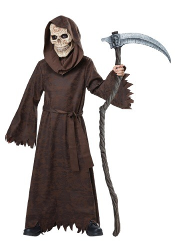 Kids Ancient Reaper Costume