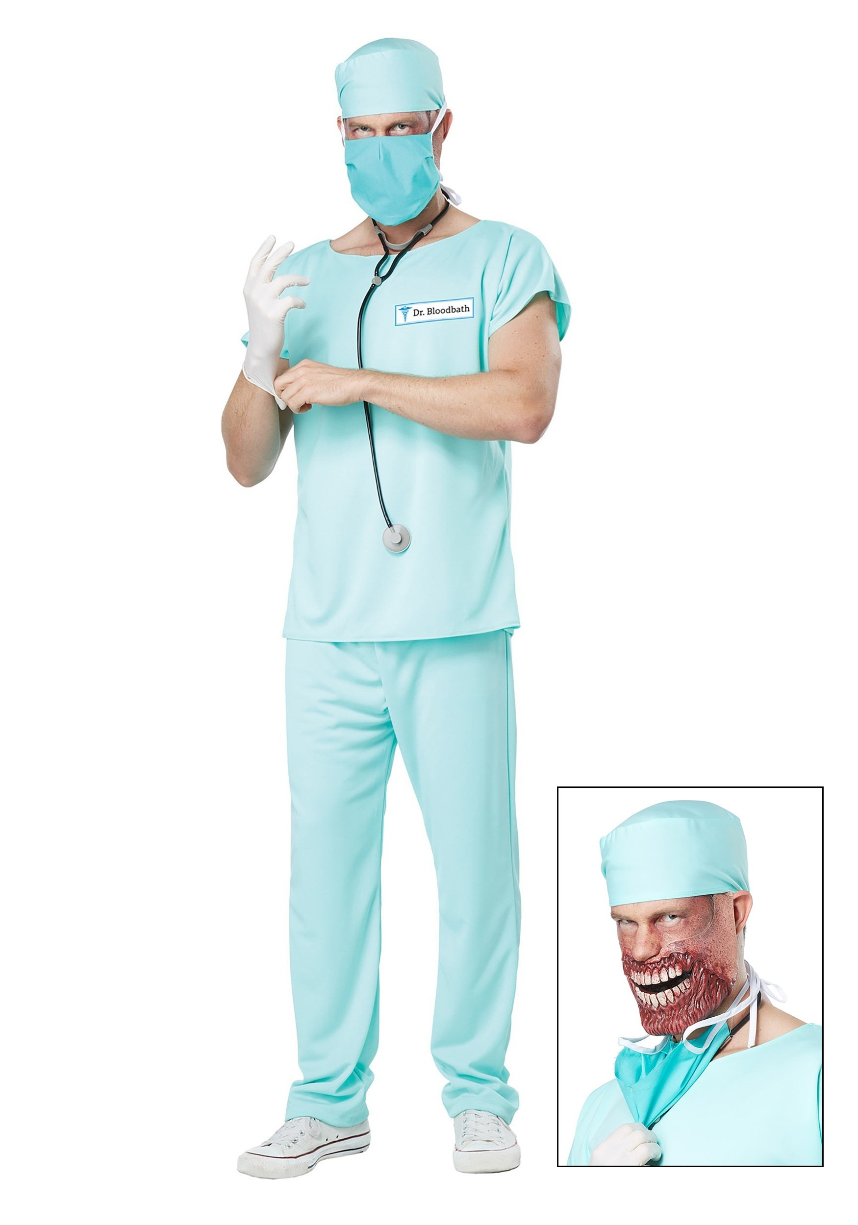 Doctor Costumes & Surgeon Outfits - HalloweenCostumes.com
