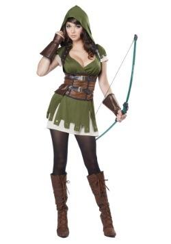 Miss Robin Hood Costume for Adults