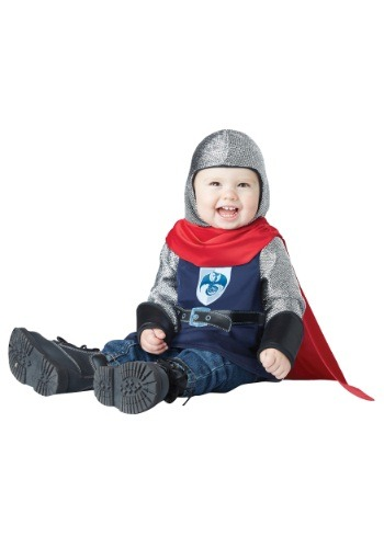 Click Here to buy Baby/Toddler Little Knight Costume from HalloweenCostumes, USA Funds & Shipping