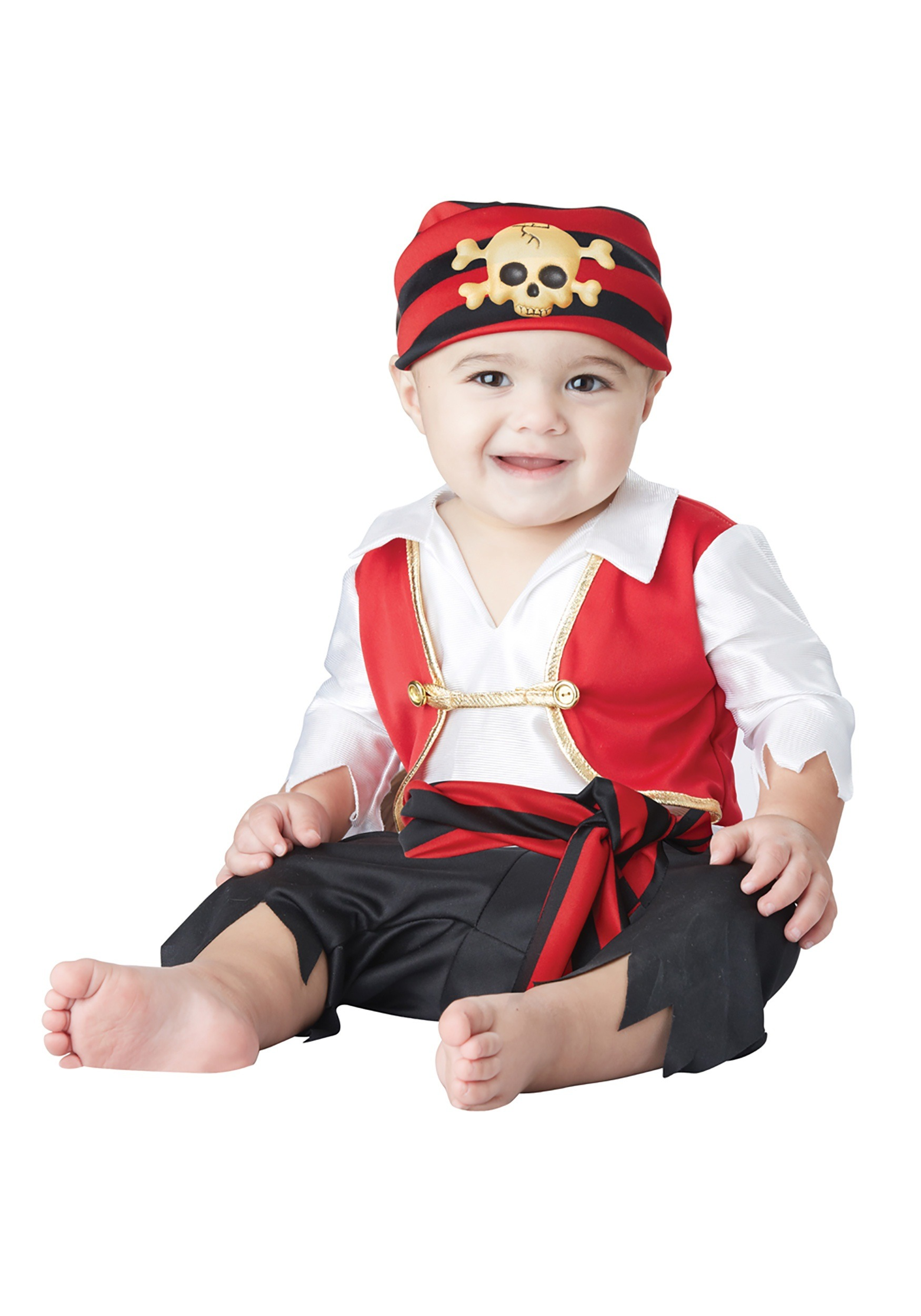 04c0385d88a Pirate Costume Baby Boy & Super Cute Pirate Costume. Perfect For ...