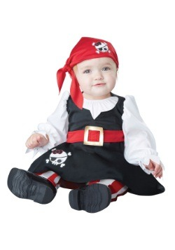 Petite Pirate Infant Costume