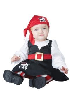 Petite Pirate Infant Costume