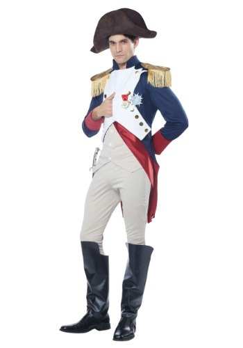 Click Here to buy Mens Adult Napoleon Costume from HalloweenCostumes, USA Funds & Shipping