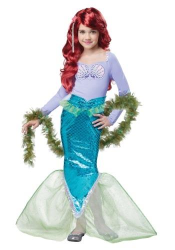 Kids Magical Mermaid Costume