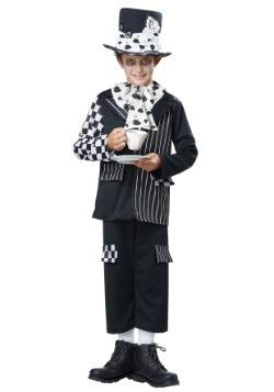 Child Dark Mad Hatter Costume