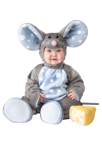 Click Here to buy Baby Lil Mouse Costume from HalloweenCostumes, CDN Funds