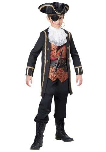 Click Here to buy Boys Captain Scurvy Costume from HalloweenCostumes, USA Funds & Shipping