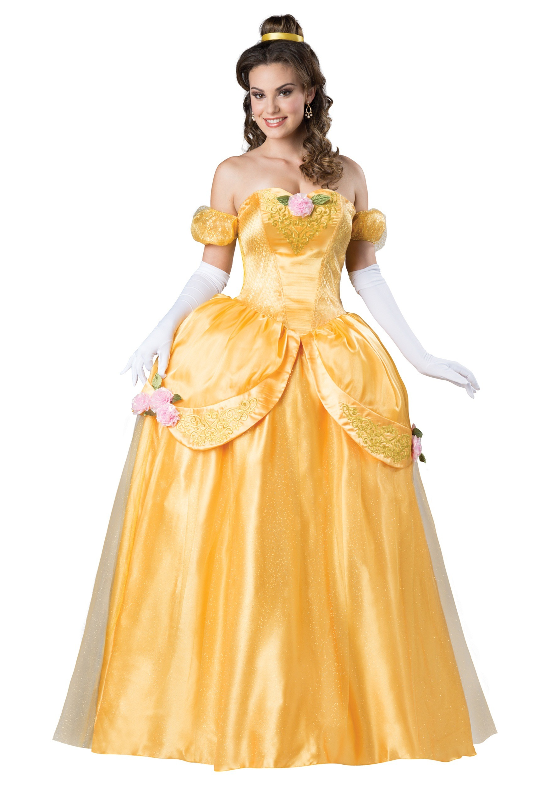 Womenu0027s Beautiful Princess Costume  sc 1 st  Halloween Costumes & High Quality Elite Costumes - HalloweenCostumes.com