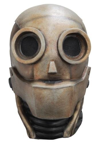 Robot 1.0 Mask