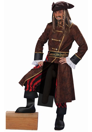 Captain John Longfellow Costume By: Forum Novelties, Inc for the 2015 Costume season.