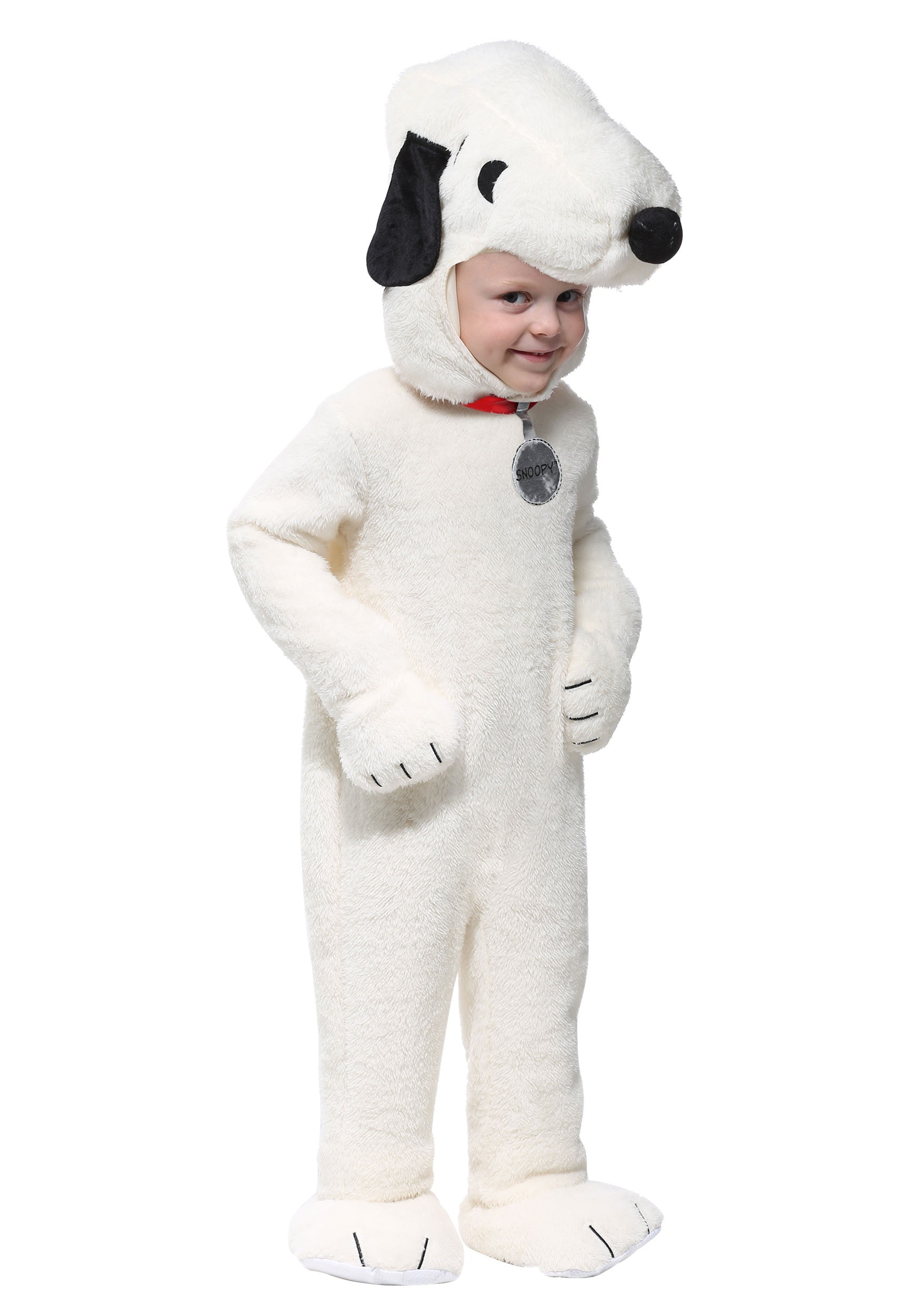 Snoopy Super Deluxe Costume For Toddlers-1082