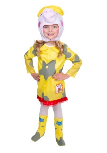 Click Here to buy Peppa Pig Raincoat Costume from HalloweenCostumes, USA Funds & Shipping