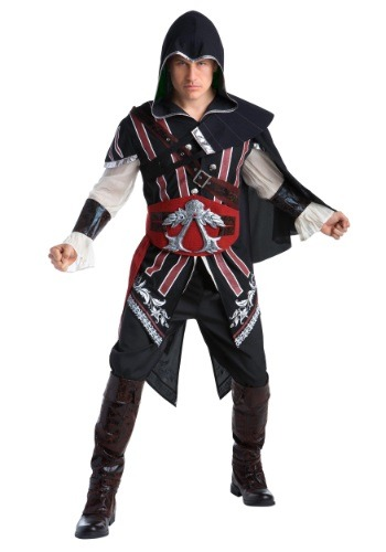 Assassins Creed Ezio Deluxe Costume for Adults