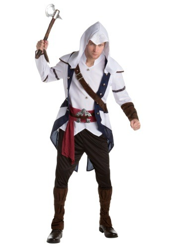 Assassins Creed: Connor Classic Adult Size Costume