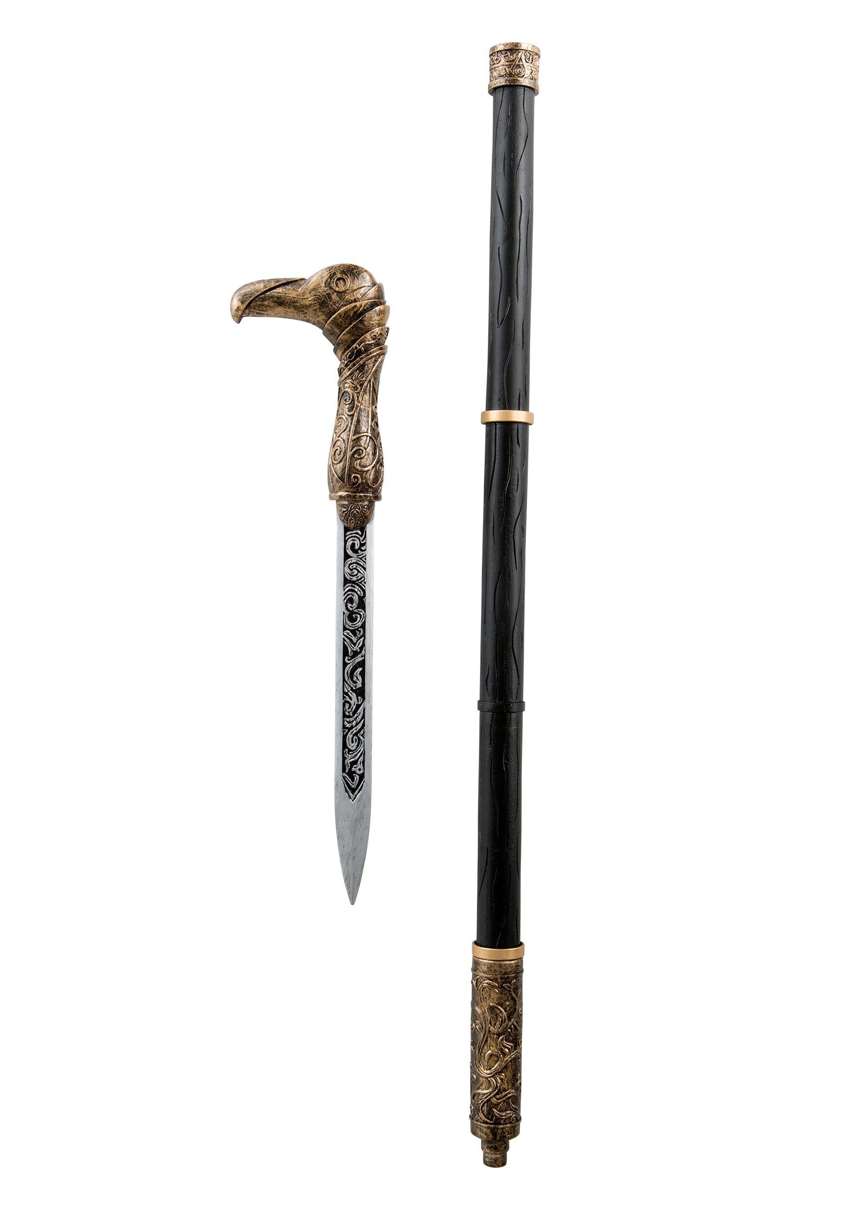 assassins creed jacob hidden knife cane