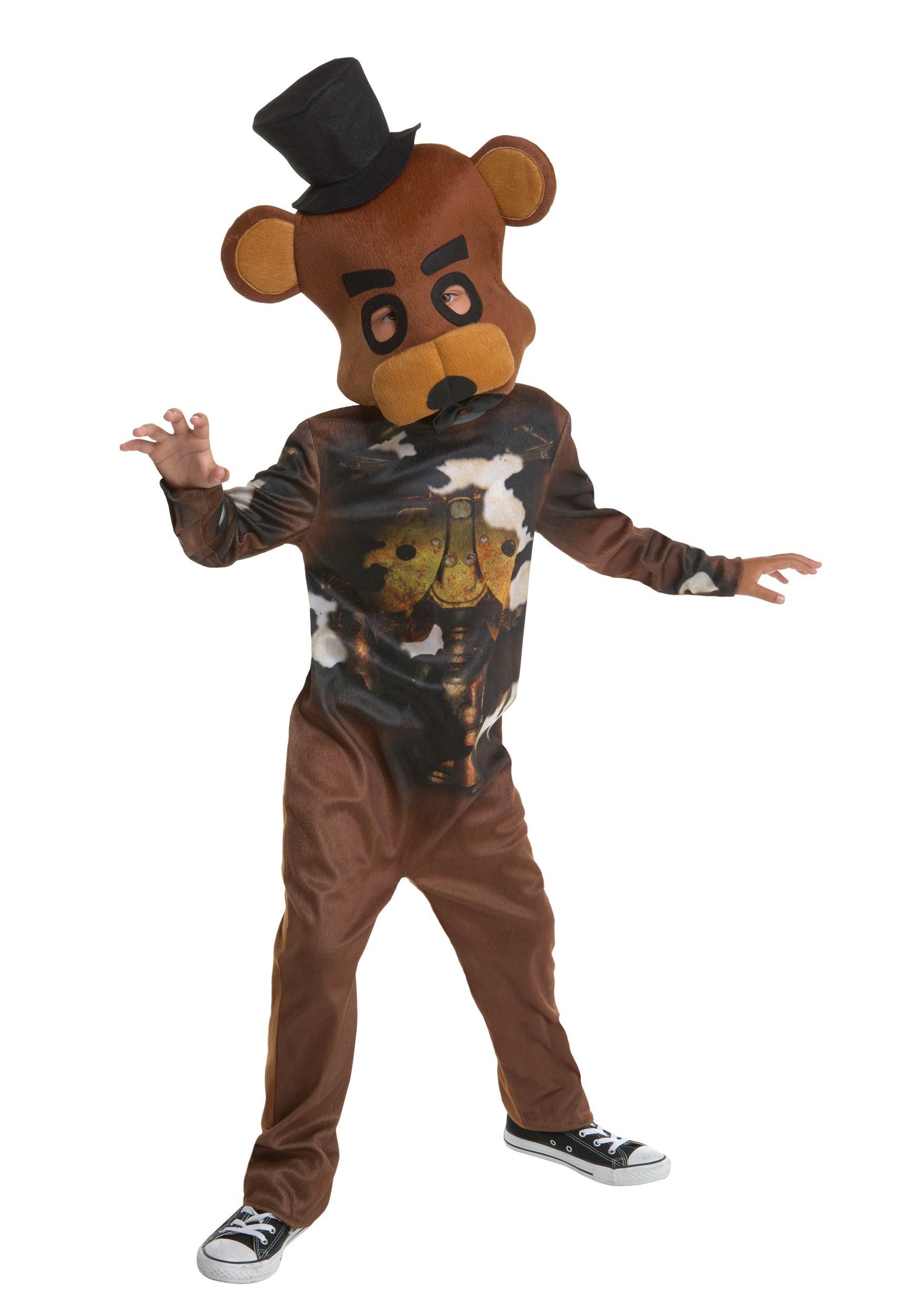Horror Teady Bear Costume LI30047