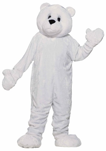 Mascot Polar Bear Costume By: Forum Novelties, Inc for the 2015 Costume season.