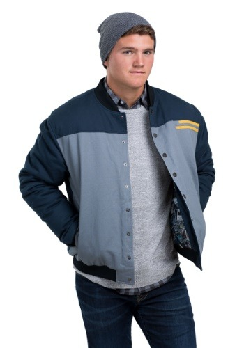 Image of Adult Batman Casual Jacket (Secret Identity)