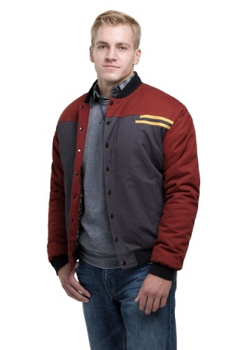 Image of Adult Iron Man Casual Jacket (Secret Identity)