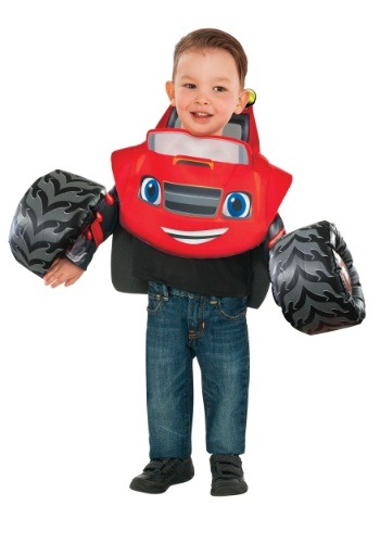 Click Here to buy Blaze and the Monster Machines Costume for Toddlers from HalloweenCostumes, CDN Funds