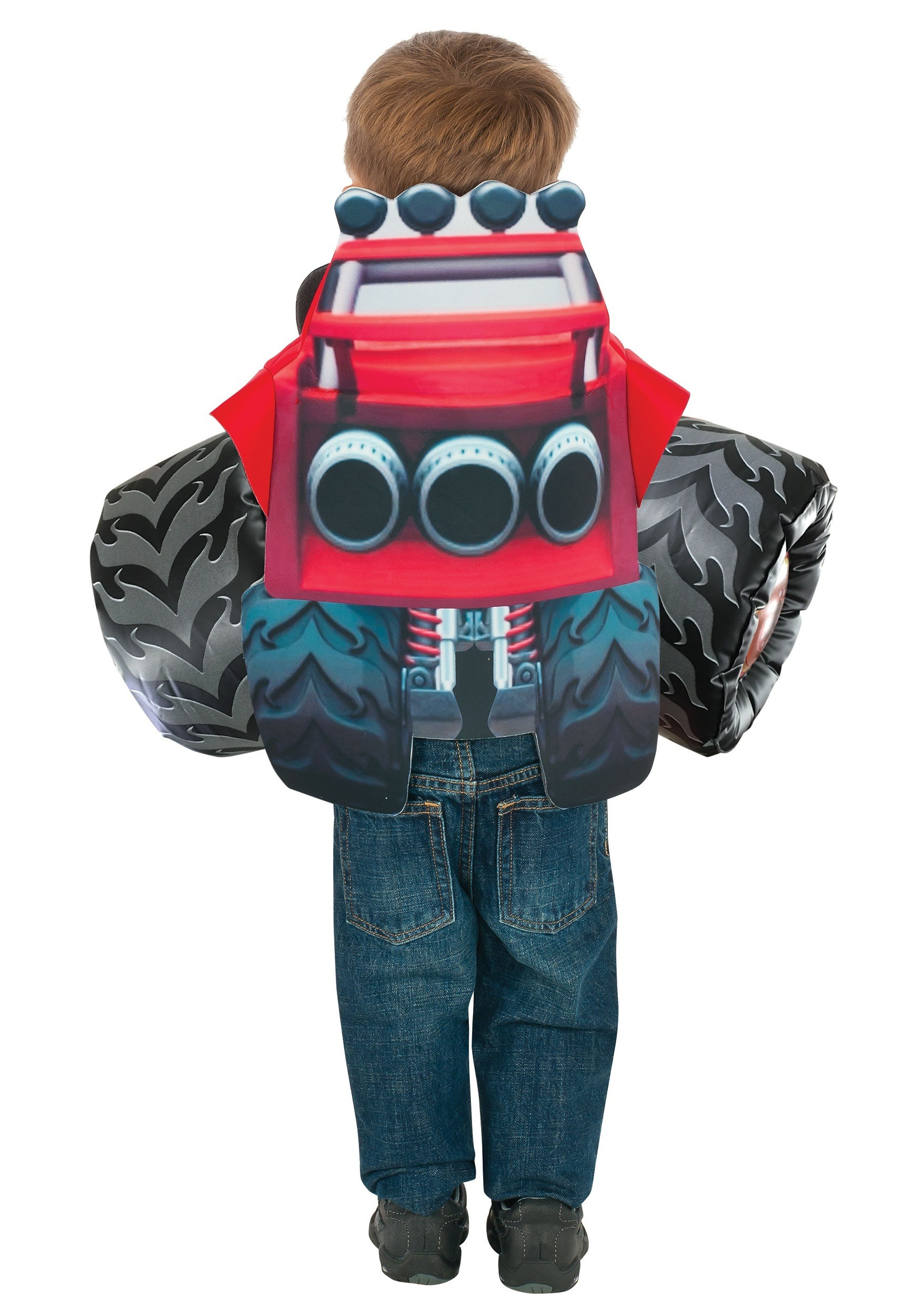 Blaze and the monster machines costume for toddlers for Blaze cartoni